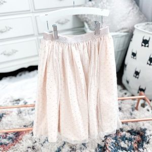 Like New! Long Holographic Sequin Skirt